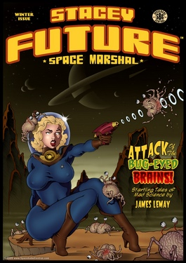 Stacey Future- Space Marshal