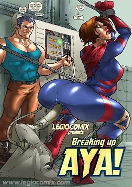 Breaking up Aya- Legio