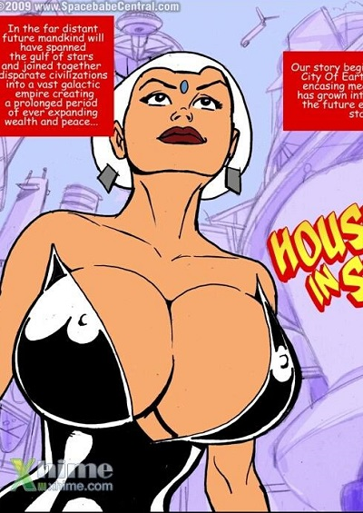 SpaceBabeCentral- Housewives in Space- Marital Aid