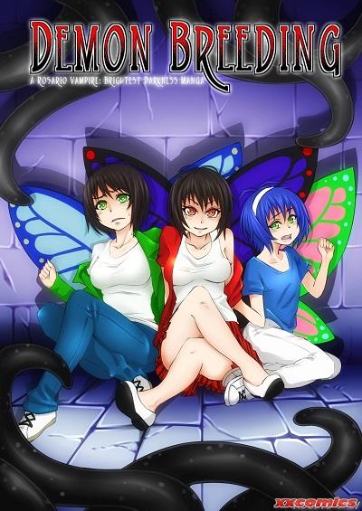 Manga- Demon Breeding