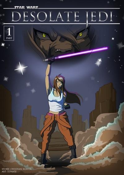 SpaceBabe- [Lunate] Desolate Jedi-Star War