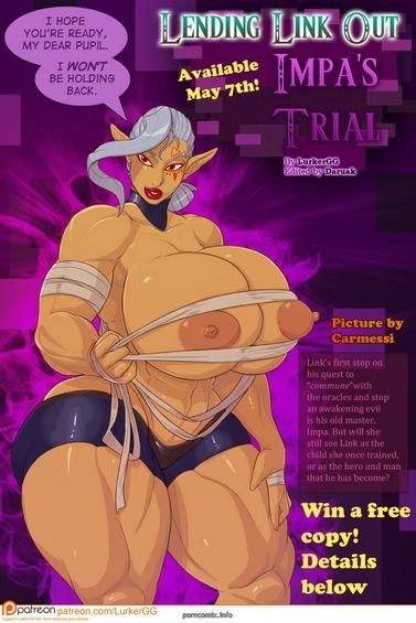 Impa's Trial (The Legend of Zelda)