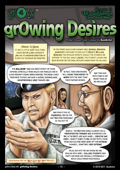 Growing Desires- grOw 4.5