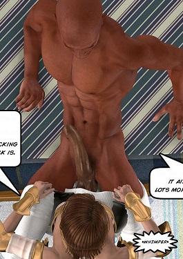 Girlfriend's revenge- Darklord