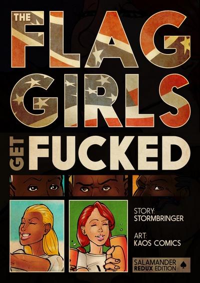 Kaos- Flag Girls Get Fucked ~