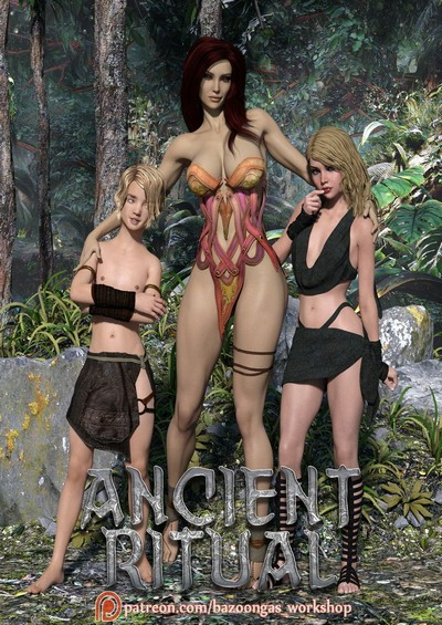 [Bazoongas Workshop] – Ancient Ritual
