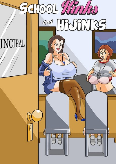 Glassfish- School Kinks and Hijinks
