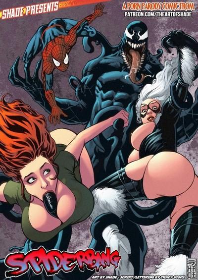 [Tracy Scops] – Spiderbang- (Spider-Man)