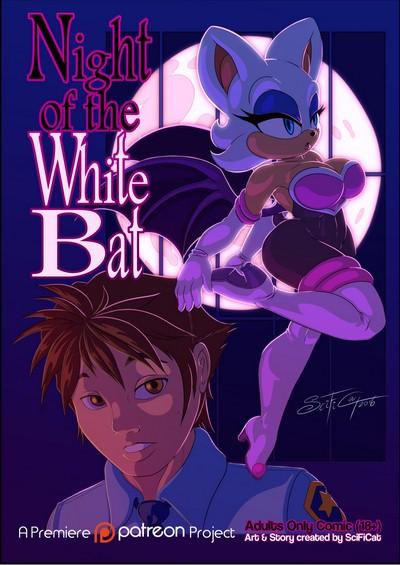 SciFiCat- Night of The White Bat