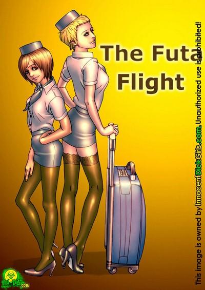 Innocent Dickgirls- The Futa Flight
