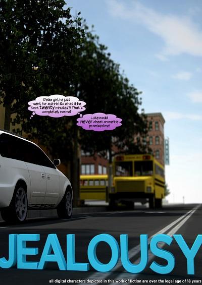 Y3DF- Jealousy
