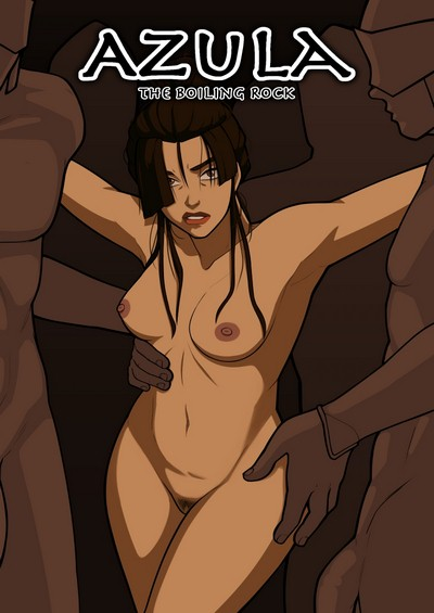 Avatar- Azula in the Boiling Rock