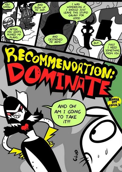 Xierra099- Recommendation Dominate