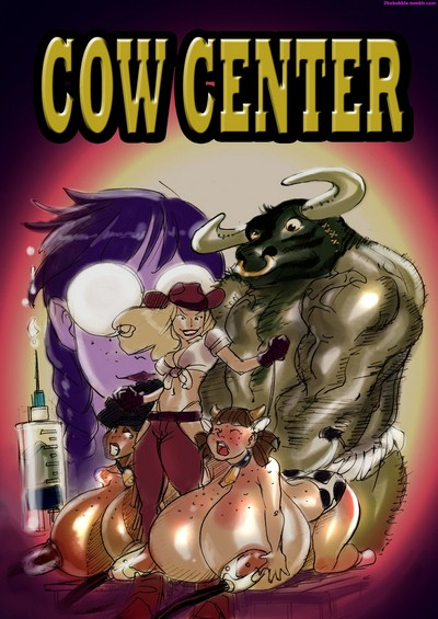 Sidneymt- Cow Centre