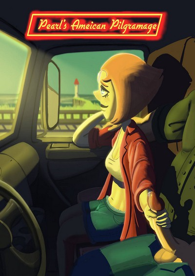Rectal Rhombus- Pearl's American Pilgrimage [Steven Universe]