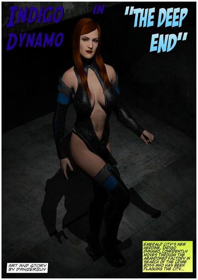 DangerGuy- The Deep End- Indigo Dynamo: