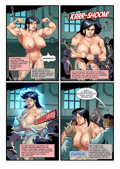 Muscle Fan- Better and Better Issue 05