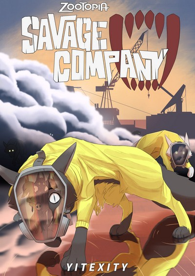 Zootopia- Savage Company: Ch.4- [yitexity]
