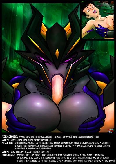 Everfire- Transformers Prime Insemination
