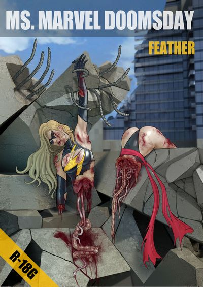 Feather- Ms. Marvel doomsday