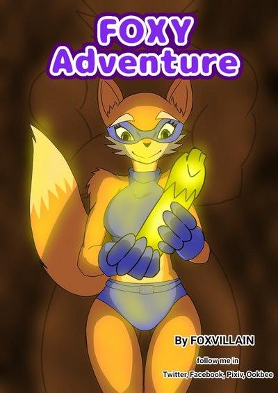 FoxVillain- Foxy Adventure