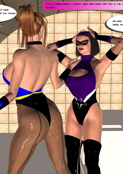 Uroboros- Star Flair Issue 4 – Girls gone Bad