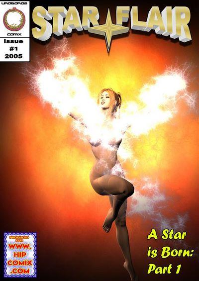 Star Flair- A Star is Born Issue 1