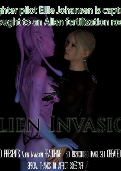 3DZen- Alien Invasion ~