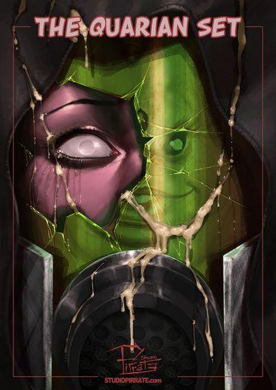 Studio-Pirrate- The Quarian Set [Mass Effect]