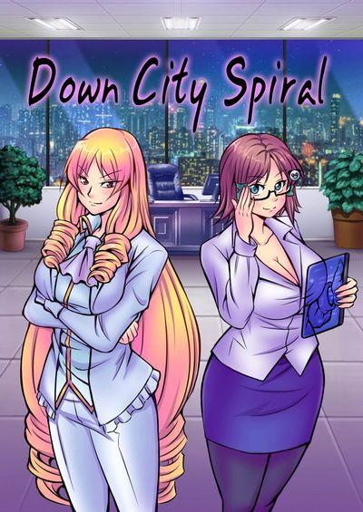 Aya Yanagisawa- Down City Spiral