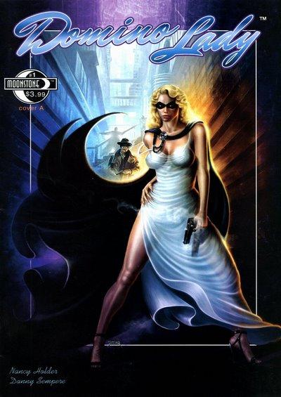 Matt Larson- Domino Lady 1