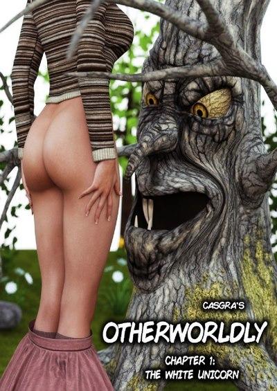 Otherworldly- Ch. 1 – Casgra [Casualgrapher]