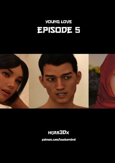 Hijab 3DX- Young Love Vol. 5 [Losekorntrol]