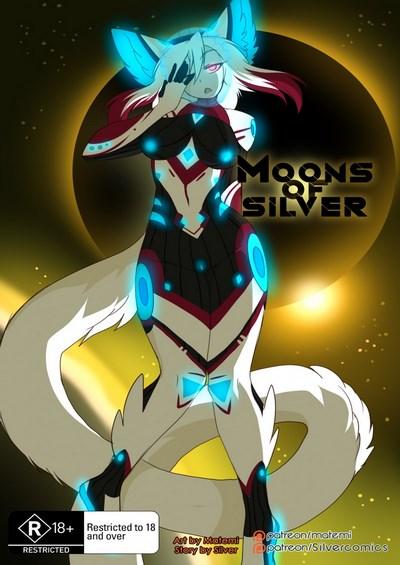 Matemi- Moons of Silver