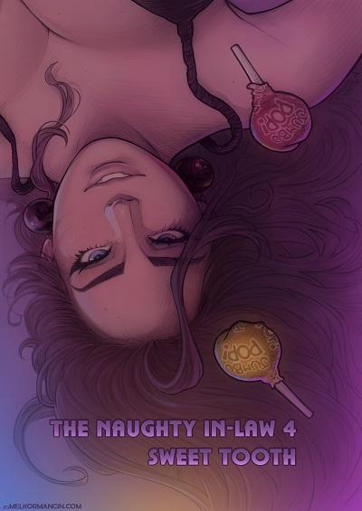 Melkor Mancin- Naughty in Law – Sweet Tooth ~
