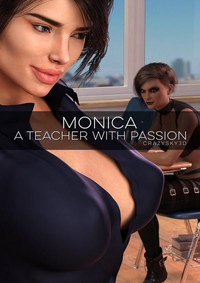 Crazysky3d- Monica A Teacher With Passion ~