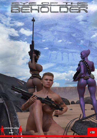 Mass Effect- Eye of The Beholder