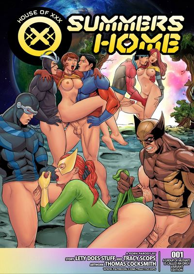 Tracy Scops- Summer Home- House Of XXX