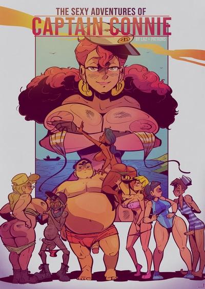 Laz- Captain Connie ~