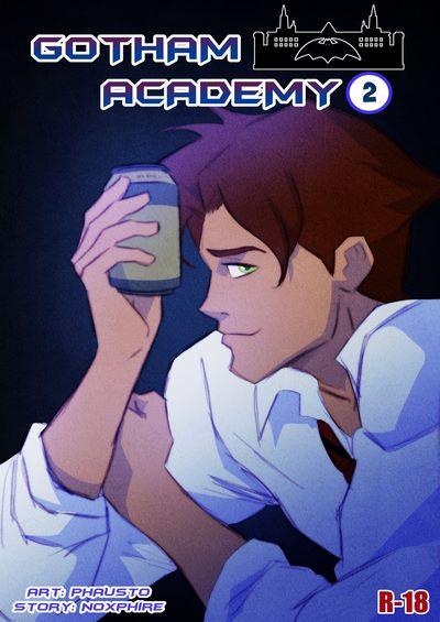 Phausto- Gotham Acadamy 2