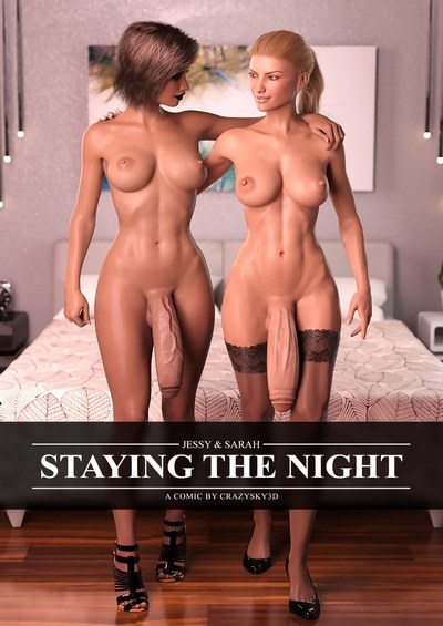 CrazySky3D- Staying The Night ~