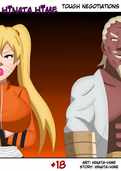 Hinata-hime – Tough Negotiations [Naruto]