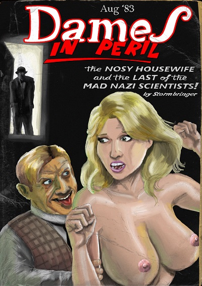 [The Wertham Files] Dames In Peril