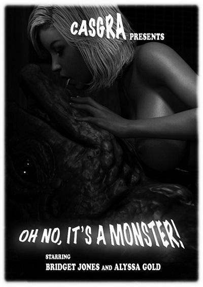 CASGRA – Oh No, It's A Monster 1
