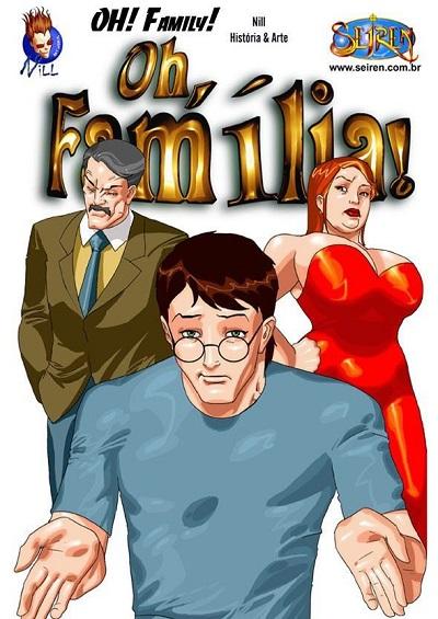 [Seiren] Oh! Family! – Ch.1