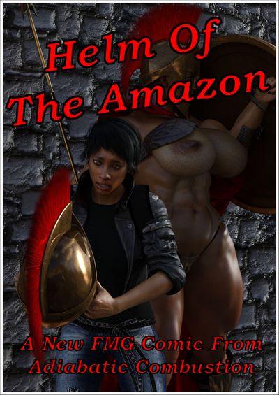 Adiabatic Combustion- Helm of the Amazon