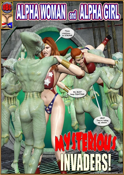 Dangerbabecentral – Mysterious Invaders