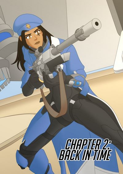 Dimaar- A New Hero Ch.2 – Back in Time [Overwatch]