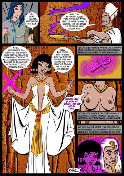 Everfire- Egyptian Magic 4