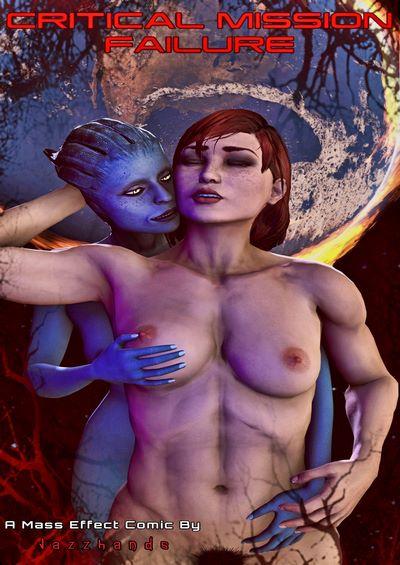 Mass Effect- Critical Mission Failure- Jazzhands